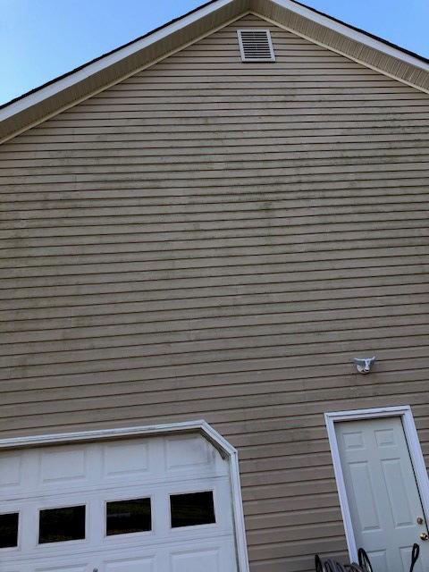 Dirty Home Siding
